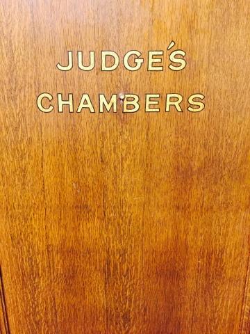 Chambers Door